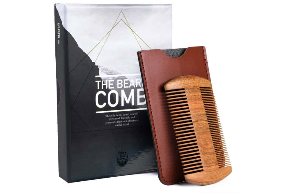Peter's Beard - Beard Comb Review