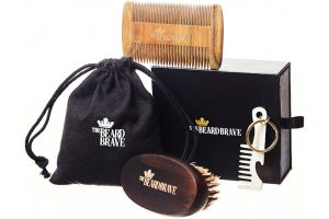 The Beard Brave – Beard Brush and Comb Set Review