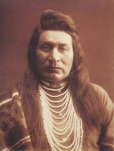 Native American Facial Hair